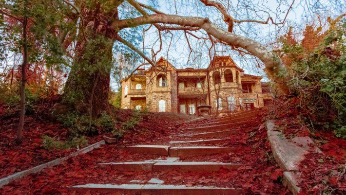 Συνολική ανάπλαση του πρώην Βασιλικού Κτήματος στο Τατόϊ