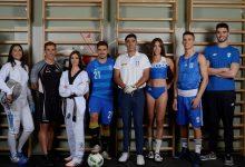 Έντεκα νέοι αθλητές εμπνέουν με την καθημερινή προσπάθειά τους