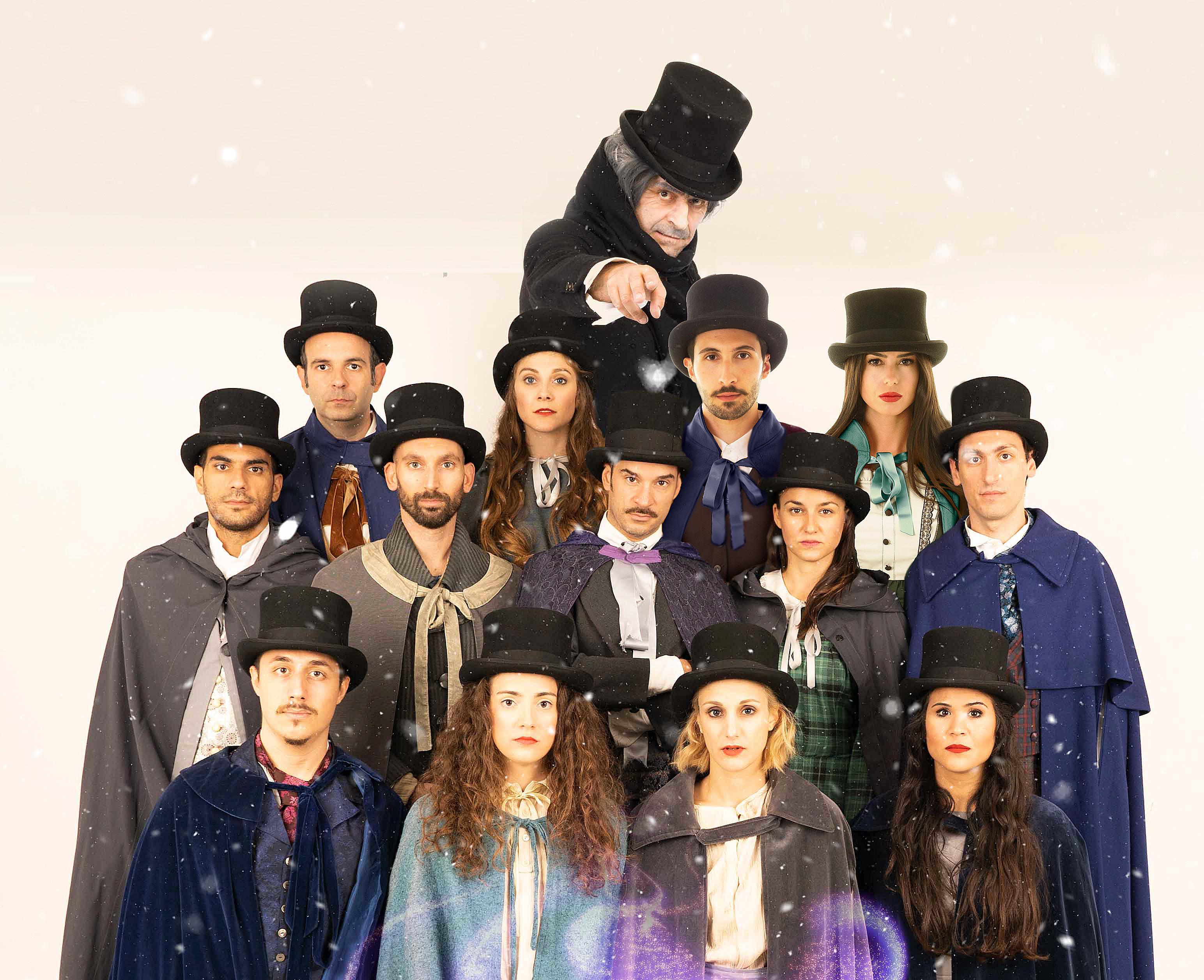 Μια Χριστουγεννιάτικη Ιστορία στο θέατρο Διάνα