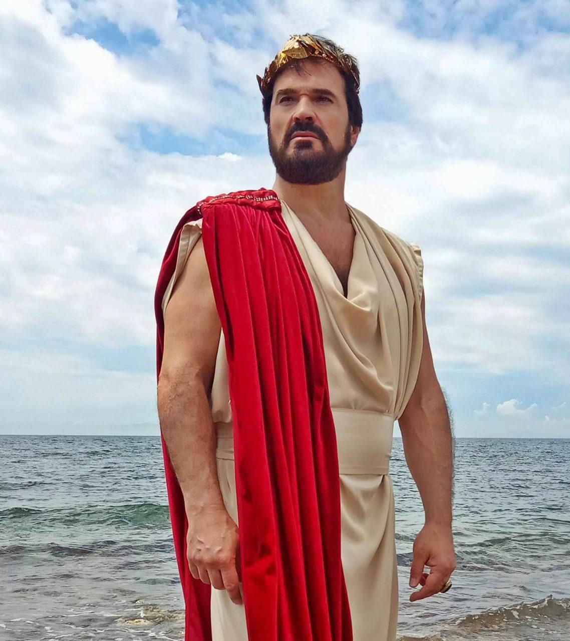 Αυτοκράτωρ Αδριανός. 4ος χρόνος παραστάσεων!