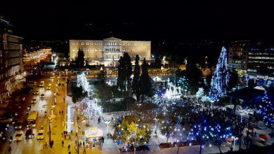 Τα πιο φωτεινά Χριστούγεννα ετοιμάζει ο δήμαρχος Αθηναίων Κώστας Μπακογιάννης!