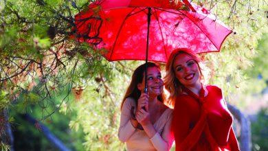 """""""Το ταξίδι της κόκκινης ομπρέλας"""" στηρίζει τον """"Σκοπό Ζωής"""""""