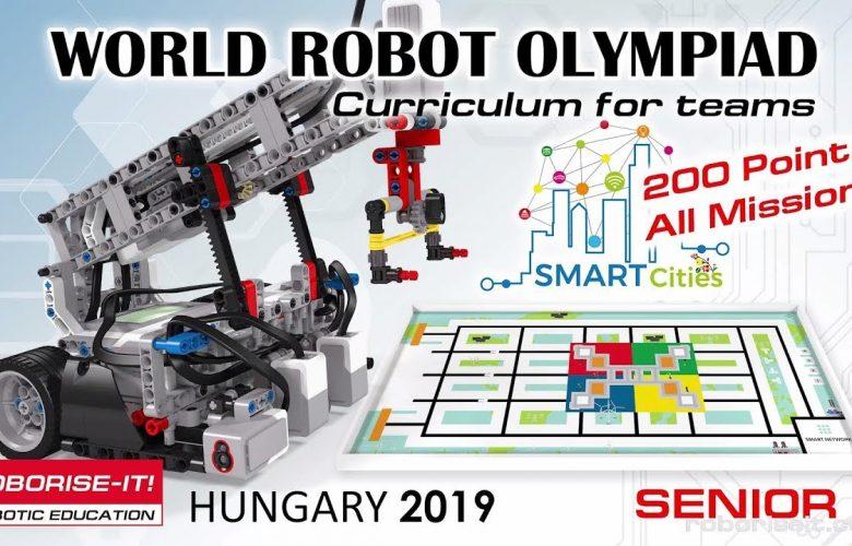 Παγκόσμια διάκριση για Έλληνες μαθητές στην Ολυμπιάδα Εκπαιδευτικής Ρομποτικής