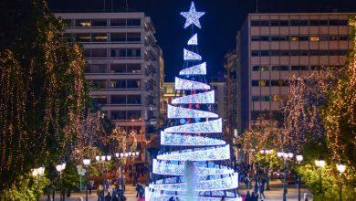 Χριστούγεννα στην Αθήνα, 7.12.2019 – 7.01.2020. Νιώσε τη μαγεία!