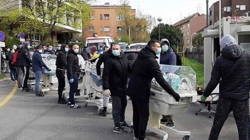 Οπαδοί της Ντιναμό Ζάγκρεμπ βγήκαν στους δρόμους για να βοηθήσουν μετά τον μεγάλο σεισμό