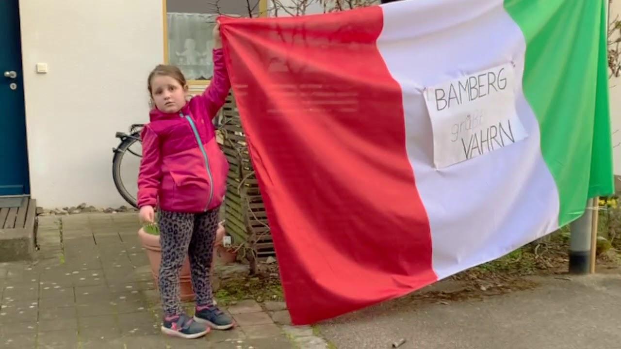Οι Γερμανοί τραγουδούν Bella Ciao στέλνοντας μήνυμα ελπίδας στους Ιταλούς