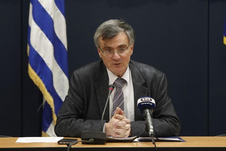 Σωτήρης Τσιόδρας: Δεν είναι ώρα να μιλάμε για άρση μέτρων - Μειώθηκαν οι διασωληνωμένοι
