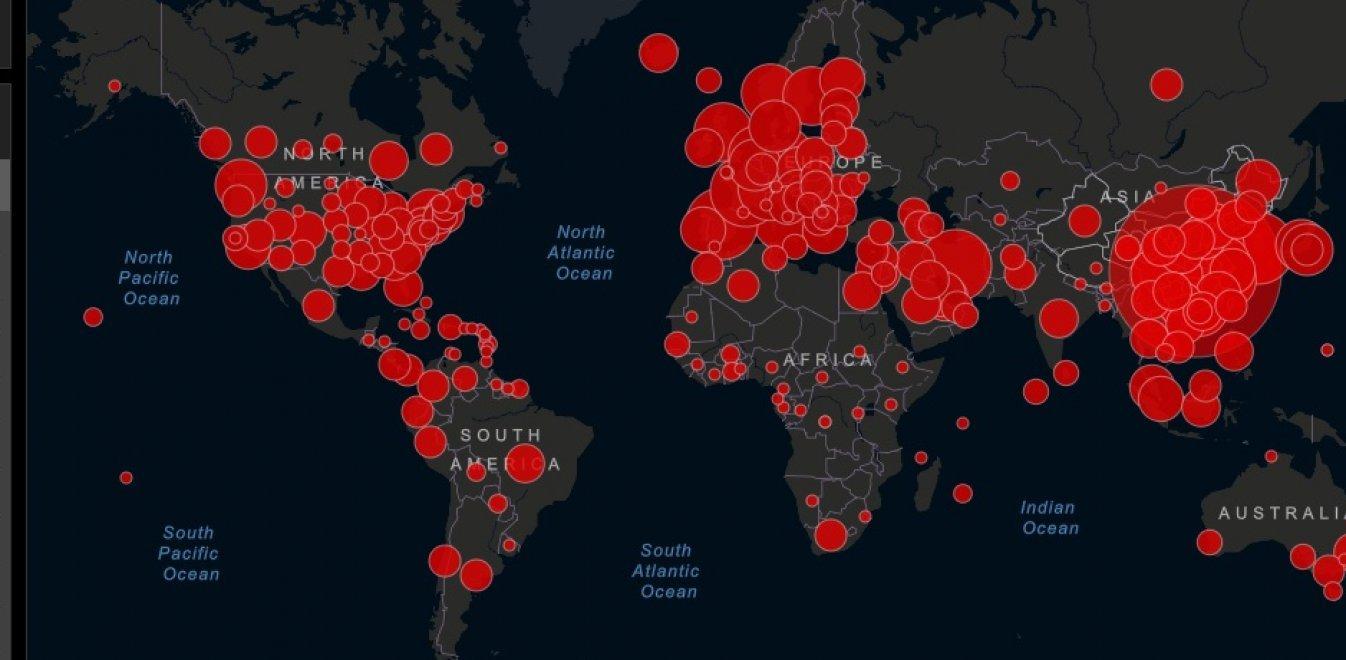 Κορονοϊός: Η Ελλάδα υποχώρησε 9 θέσεις στην παγκόσμια κατάταξη