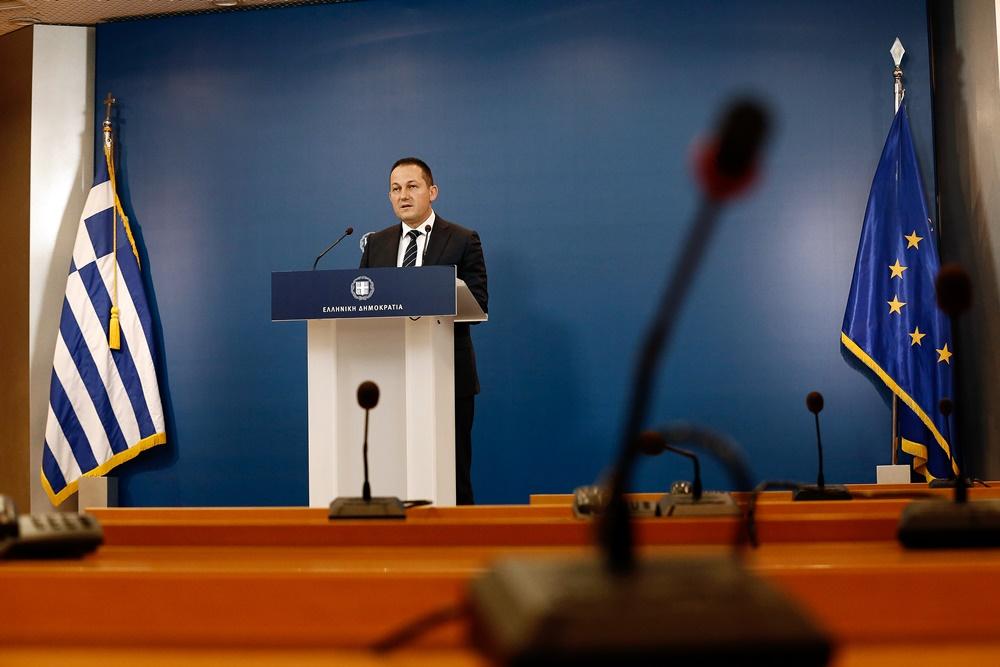 Στέλιος Πέτσας: Πριν τις 27 Απριλίου η ανακοίνωση για την άρση των περιοριστικών μέτρων