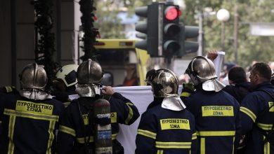 Χανιά: Πυροσβέστες γκρέμισαν τοίχο για να απεγκλωβίσουν κουτάβι