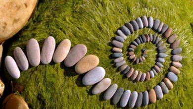 Δημιουργική εργασία στη φύση για παιδιά με τηνΤέχνη της Γηςή αλλιώςLand art!