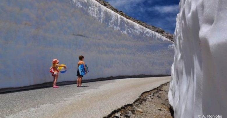 «Μπαμπά, νομίζω ότι κάναμε κάποιο λάθος»: H φωτογραφία από την Κρήτη που έγινε viral (pic)