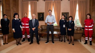 Σύμμαχία Δήμου Αθηναίων - Ερυθρού Σταυρού για προστασία ευάλωτων ομάδων