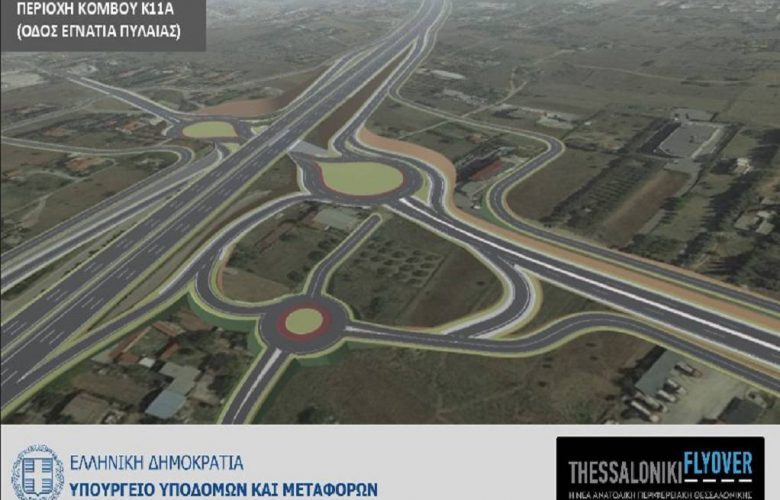 Flyover: Ετοιμάζεται η μεγαλύτερη εναέρια οδός στην Ελλάδα – Έργο ανάσα στο κυκλοφοριακό πρόβλημα