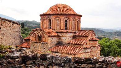 Μυστράς, η ένδοξη Βυζαντινή καστροπολιτεία