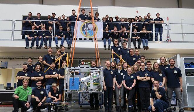 ΒEAM: Η ομάδα φοιτητών του ΑΠΘ που καινοτομεί στη διαστημική τεχνολογία