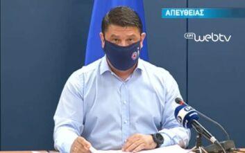 Νίκος Χαρδαλιάς: Αυτά είναι τα νέα μέτρα μετά την αύξηση των κρουσμάτων