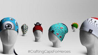 WooCaps: Η ιστορία της εταιρεία που δωρίζει πρωτότυπα σκουφάκια σε παιδιά με καρκίνο